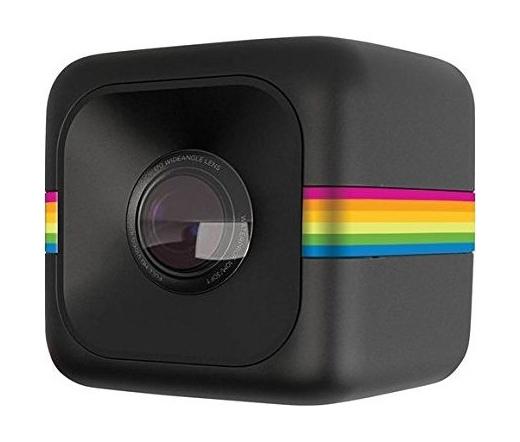 Polaroid Cube+ Wi-Fi Full HD Lifestyle kamera, fekete