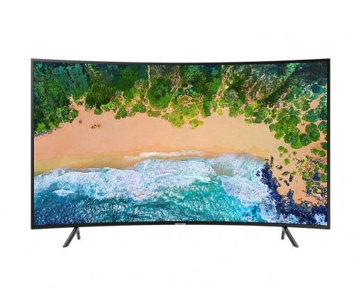 """Samsung UE49NU7302KXXH 49"""" ívelt LED smart TV"""