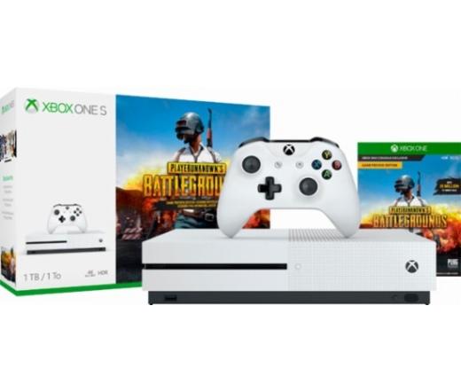 MS Konzol Xbox One S 1TB + PUBG