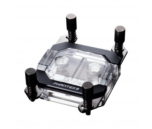 COOLER PHANTEKS C350a CPU vízhűtő RGB Akrill - króm