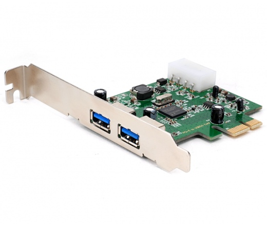ZALMAN PCI-E USB3.0 bővítő kártya ZM-PC302-U3