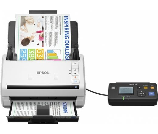 SCANNER EPSON Workforce DS-530N