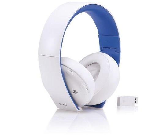 SONY PS4 Wireless Stereo Headset 2.0 Fehér