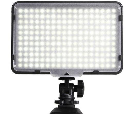 PHOTTIX Video LED lámpa 198A