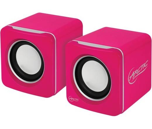 ARCTIC SOUND SPEAKER S111 BT Rózsaszín