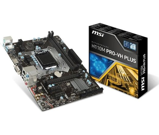 MBO MSI H110M Pro-VH Plus