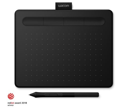 Intuos Pen S Black North (CTL-4100K-N)