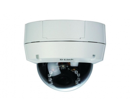 D-LINK DCS-6511 HD Fixed Dome Day & Night Network Camera