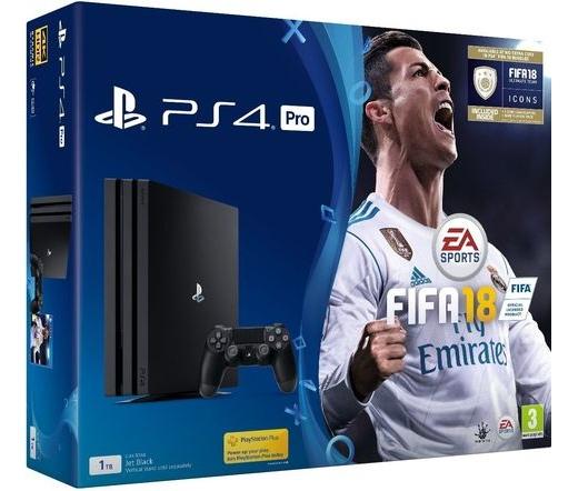 PS4 Playstation 4 PRO 1TB + FIFA 18