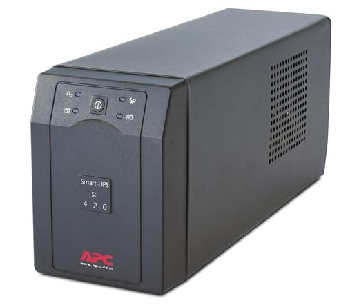 APC Smart UPS SC 420VA