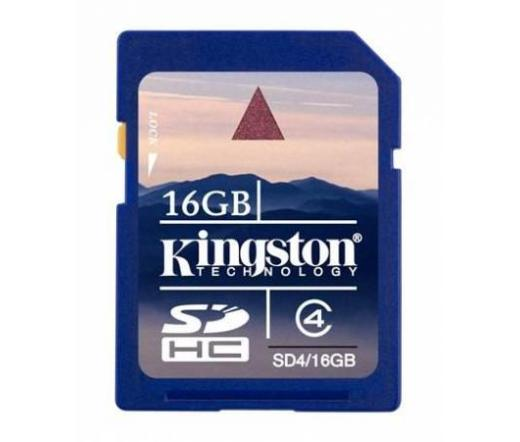 Card SD Kingston 16GB CL4