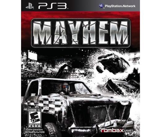 GAME PS3S MAYHEM-Destruction Derby