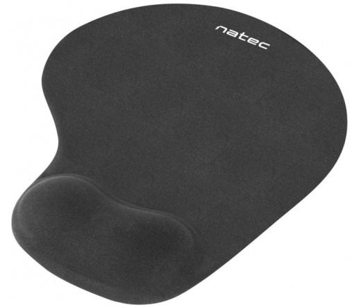 EGÉRPAD Natec Mousepad Ergonomic MARMOT gel filling, black