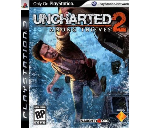 GAME PS3 Uncharted 2