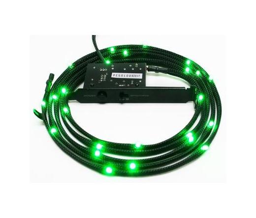 NZXT CB-LED20-GR 24x Zöld LED Sleeve - 2m