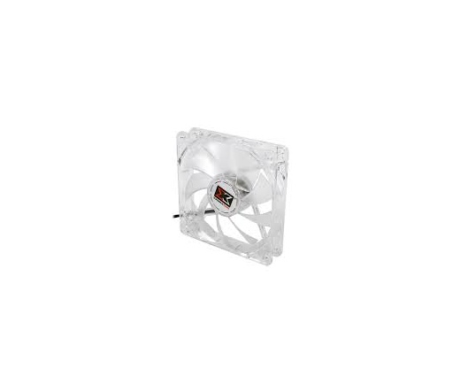 COOLER XIGMATEK CLF-FR1254 Crystal 120mm LED Fehér