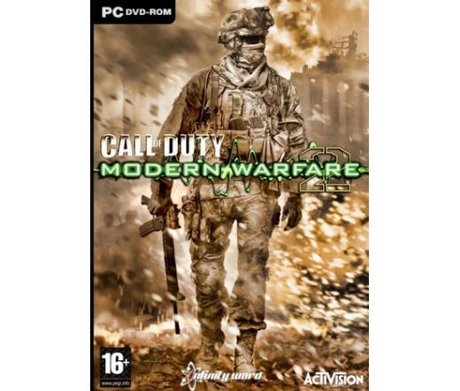 GAME PCS Call of Duty 6: Modern Warfare 2