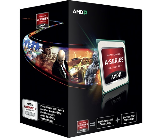AMD A-Series A6-7400K FM2 BOX