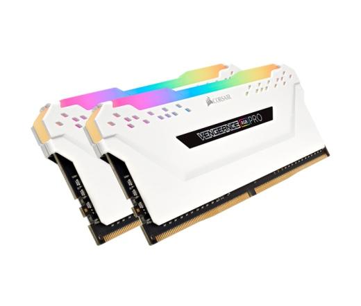 DDR4 16GB 3200MHz Corsair Vengeance RGB PRO White ...