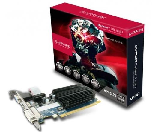 VGA SAPPHIRE PCIE R5 230 1GB DDR3