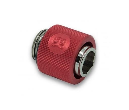 """EK Water Blocks EK-ACF Fitting 13/10mm G1/4"""" - Red"""