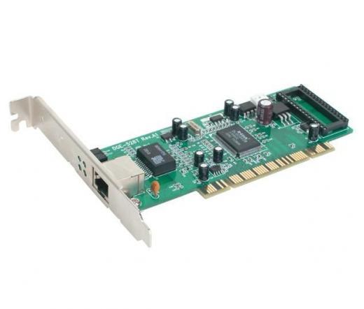 NET D-LINK DGE-528T RÉZ GIGA 1000Mbps 32BIT PCI Vezetékes hálózati Adapter