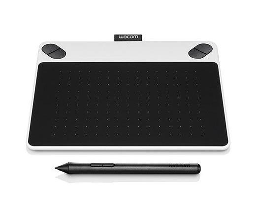 Wacom Intuos Draw White Pen S North