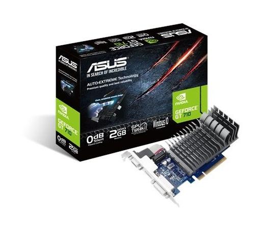 VGA ASUS 710-2-SL Silent 2GB DDR3