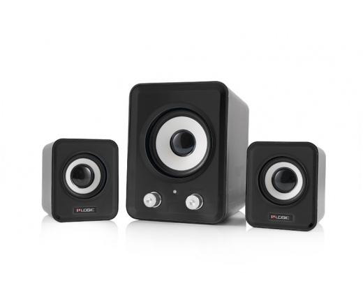 ModeCom Logic LS-20 hangszóró fekete