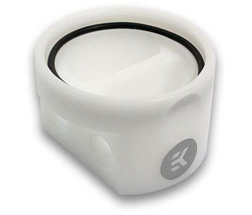EK WATER BLOCKS EK-RES X3 - Bottom White
