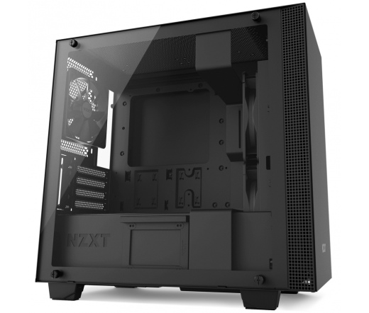 NZXT computer case H400 Matte Black