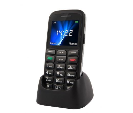 Overmax Vertis 2210 Easy mobiltelefon fekete