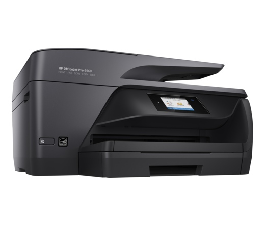 HP OfficeJet Pro 6960 multifunkciós tintasugaras nyomtató