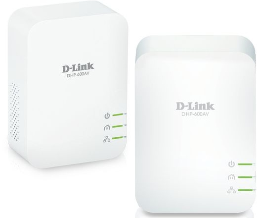 NET D-LINK DHP-601AV/E Powerline