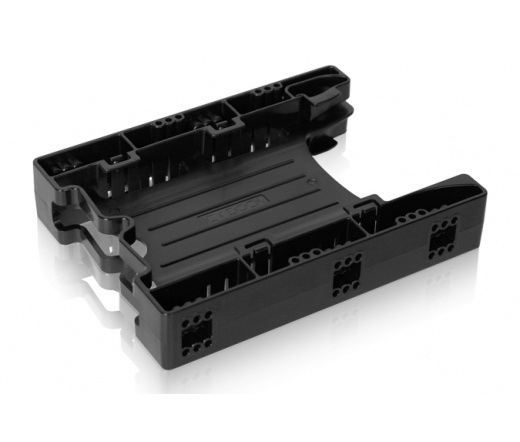 "Icy Dock MB290SP-B Dual 2.5"""" SSD/HDD Mounting Kit/Bracket"