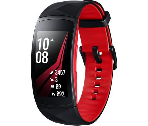 SAMSUNG Gear FIT2 Pro Red SM-R365 / Large