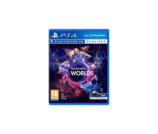 GAME PS4 VR Worlds
