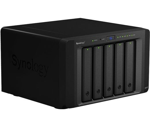 NAS SYNOLOGY DS1517 ( 5 HDD )
