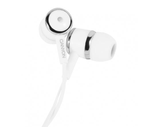 CANYON CNE-CEP01W fülhallgató Fehér