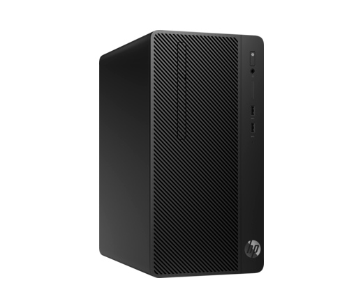 HP290G2MT Intel Core i3 8100 QC, 4GB, 256GB PCIe SSD, Intel(R) UHD630, DOS, 1Y+2YCp