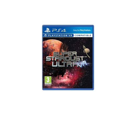 GAME PS4 Super Stardust VR