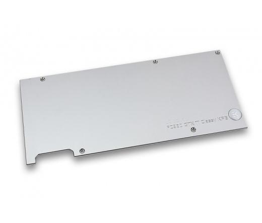 EK Water Blocks EK-FC980 GTX Ti Classy KPE Backplate - Nickel