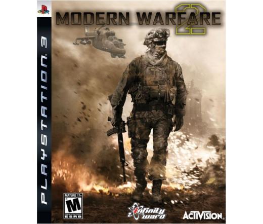 GAME PS3 Call of Duty 6: Modern Warfare 2