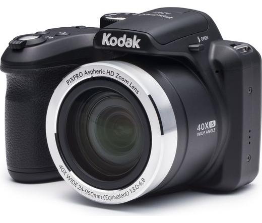 Kodak PixPro AZ401 fekete digitális fényképezőgép