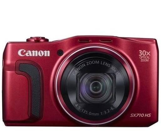 CANON PowerShot SX710 Vörös