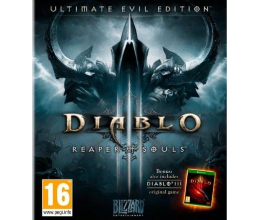 GAME XBOX360 Diablo 3 ULTIMATE EVIL ED
