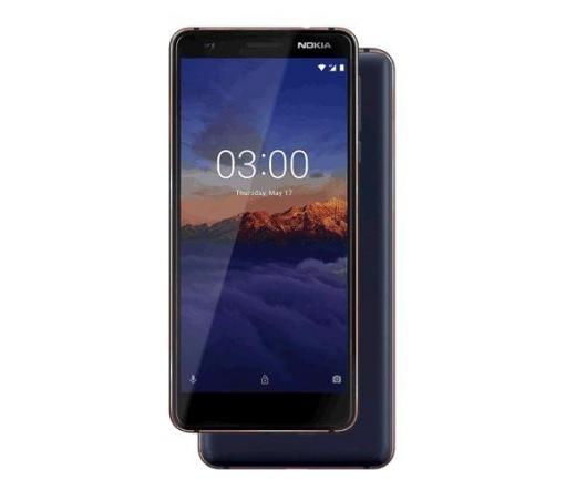 TEL NOKIA 3.1 DS Blue
