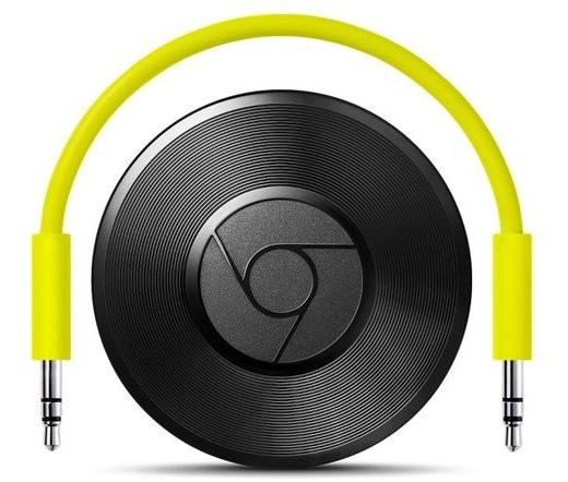 Mediaplayer Google Chromecast Audio