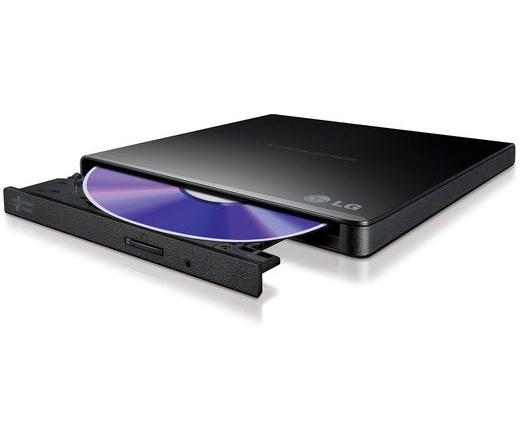 DVD-ÍRÓ LG GP57EB40 USB Fekete