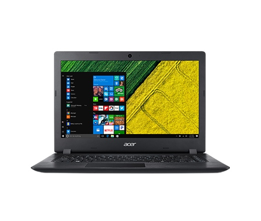 "NOT Acer A315-33--C6K4 15,6"" Fekete"